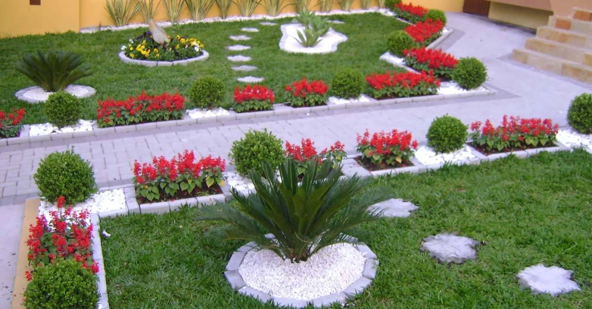 Divisórias de Jardim