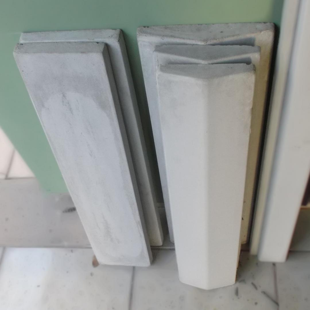 Capas de Muro 0,17x0,80 - 0,19x0,80 - 0,23x0,80 - 0,25x0,80