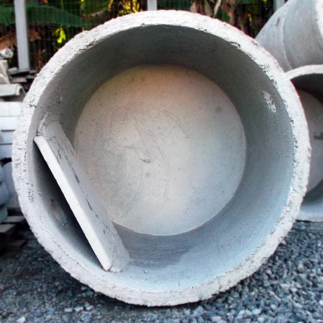 Fossa de Concreto 0,90x0,65